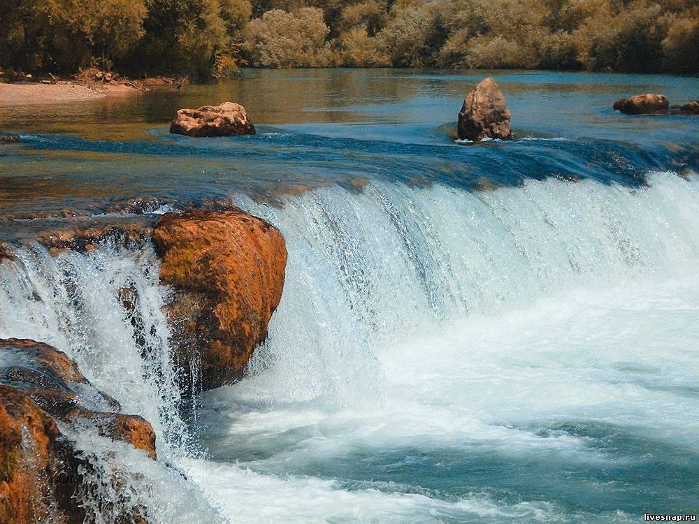 Стихия воды  Природа