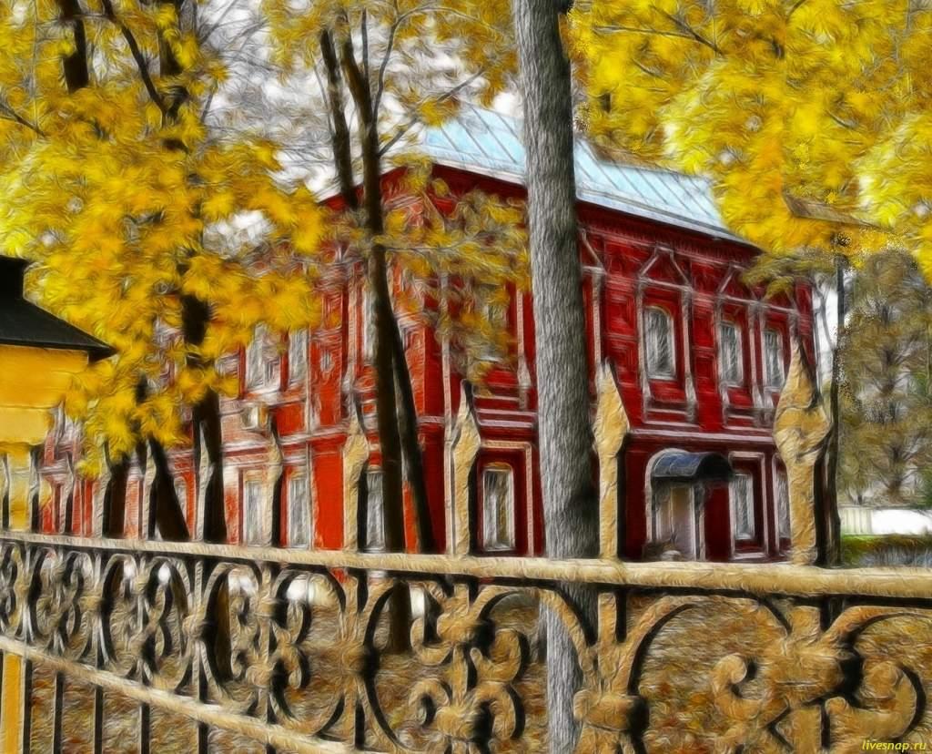 Осенняя зарисовка