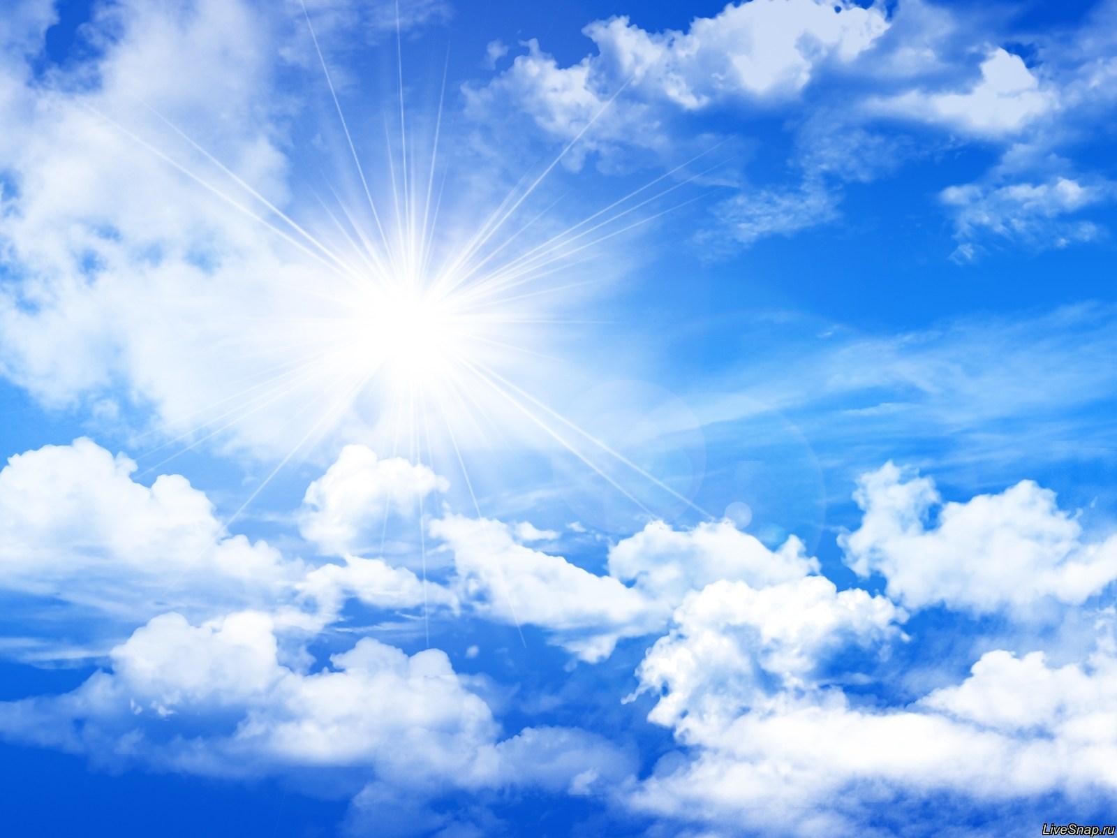 облака  Природа