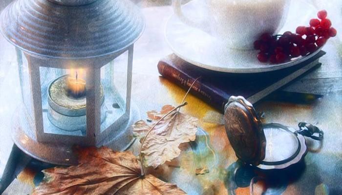 Устал от одиночества ноябрь В своей печали всеми нелюбимый, Ветрами и судьбой всегда гонимый, Как брошенный командою корабль. Пришёл в положенный природой срок, Но зачеркнул воспоминанья лета, Ну что поделать — в нём не много света, И от того он вечно одинок. В нём сырость, серость и всегда печаль, С холодными и долгими дождями, И вдохновеньем, залитым слезами, А мне его сейчас немножко жаль... Беспомощен и грустен его взгляд, От серости своей слегка неловко, Не знает масок, лжи он и уловок, Ни в чём, ни перед кем не виноват! Вздохнул ноябрь тихонько невзначай, Ему бы солнышка сейчас в ладошках, Вниманья и тепла совсем немножко, И чтобы кто-нибудь позвал на чай...  Светлана Пугач