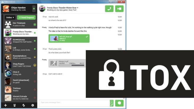 Замена Skype
