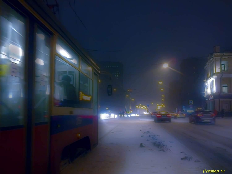трамв готов