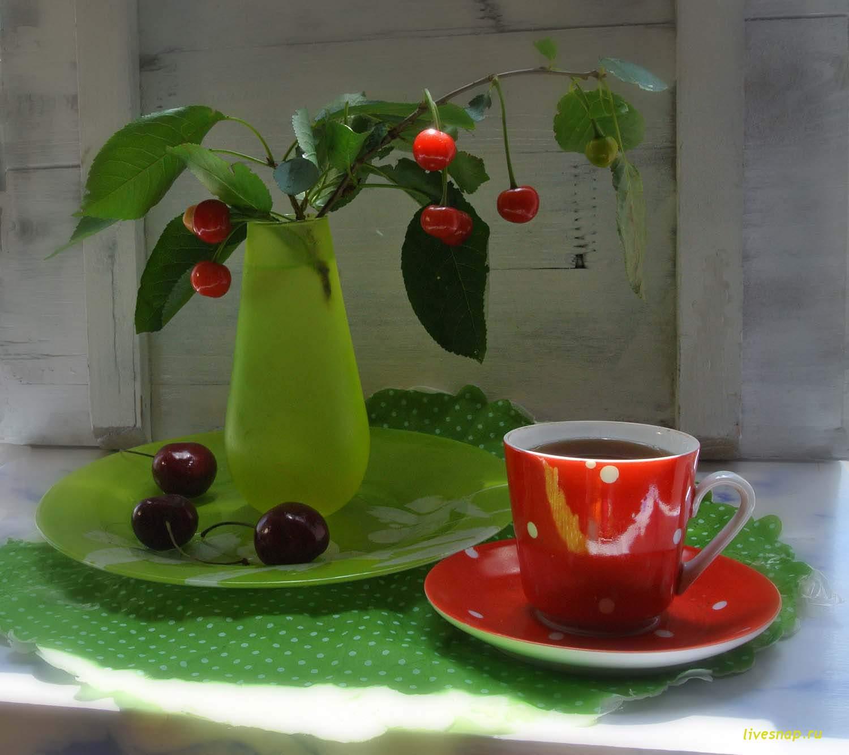 вишни блюр