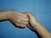 Техника обработки рук 1