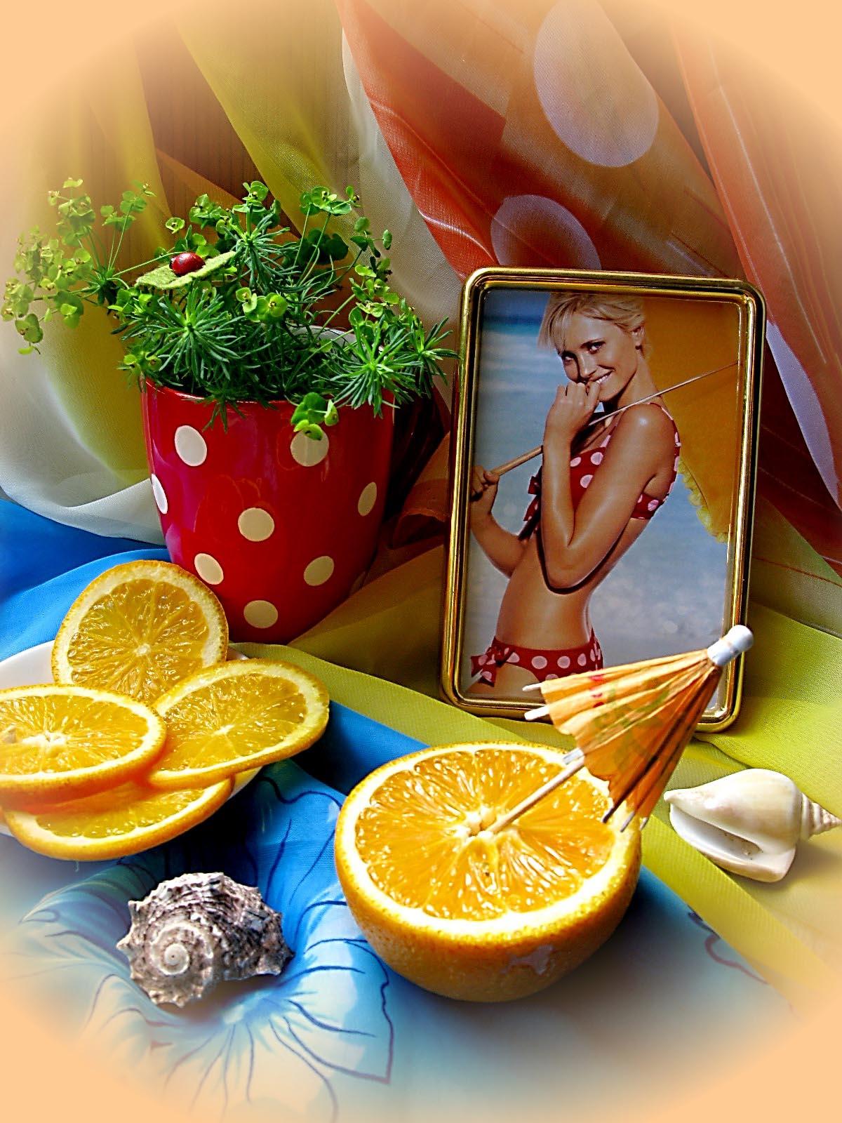 апельсинка  Натюрморты