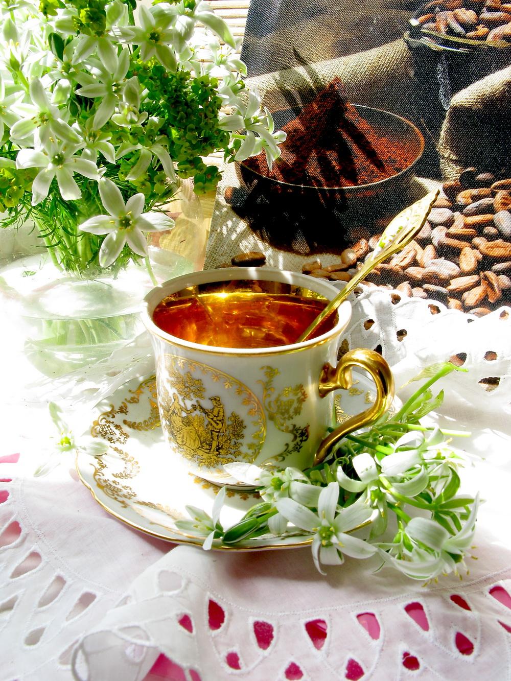 чай  Натюрморты
