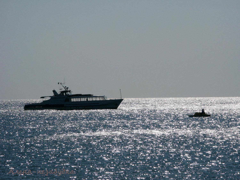 серебро моря  Природа