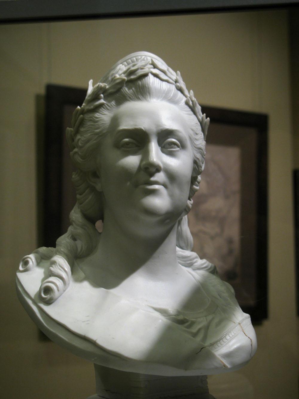 Eкатерина вторая  Музей