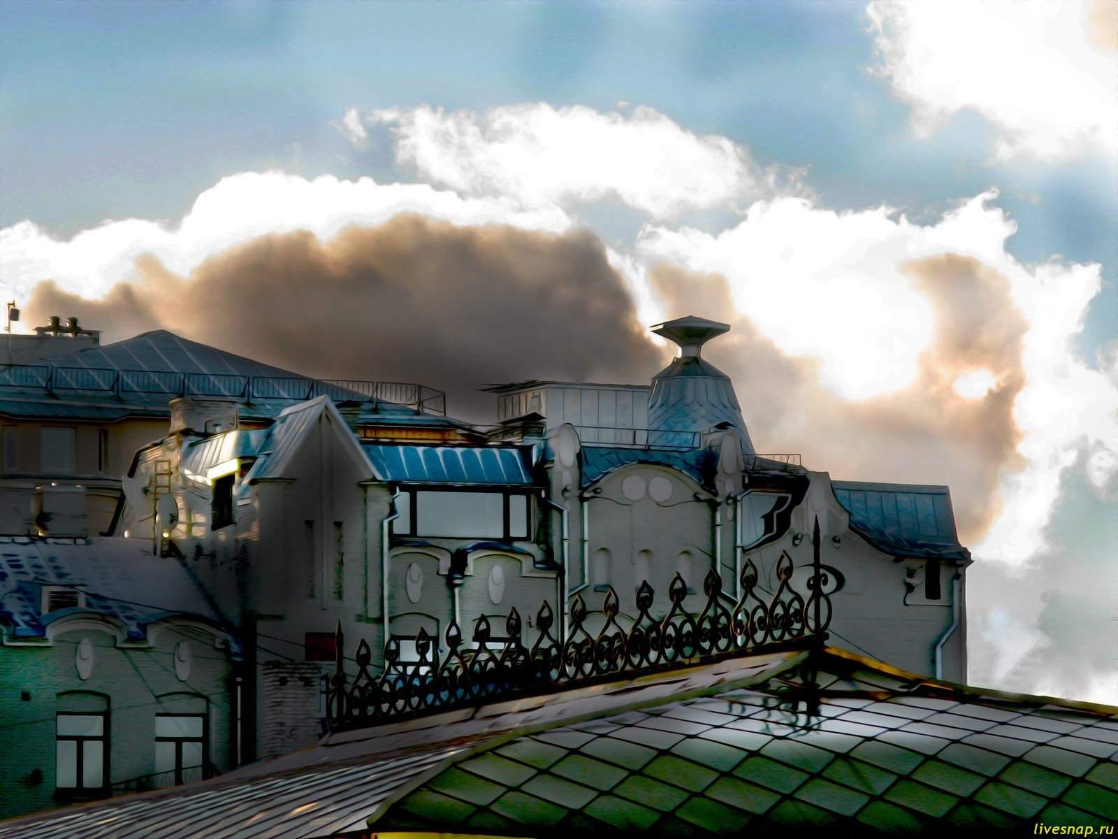 Крыша для Карлсона