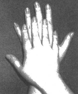 техника обработки рук 2